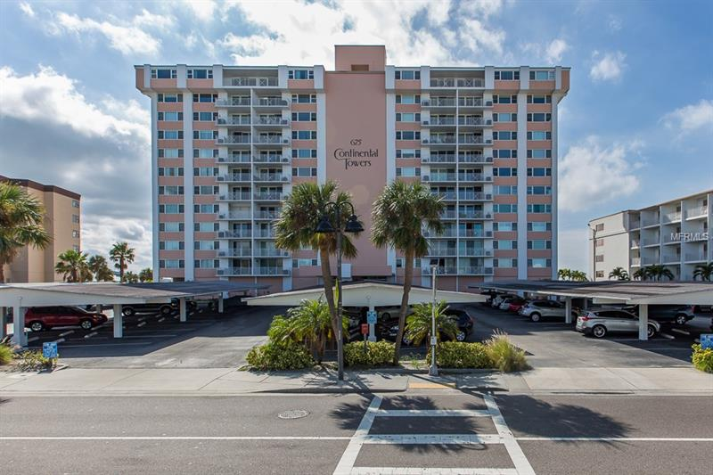 675 S GULFVIEW BLVD Unit605